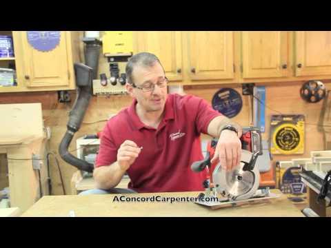 Milwaukee M18  Cordless Circular Saw 2630-22 Review
