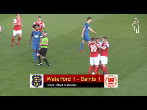 Highlights: Waterford 1 - Saints 2 (05/07/2019)