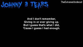 Hollywood Undead - Broken Record [Lyrics Video]