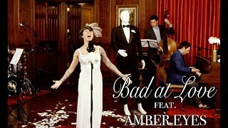 Download Lagu Bad At Love - Halsey (Runaway Jazz Bride Cover) ft. Amber Eyes Gratis STAFABAND