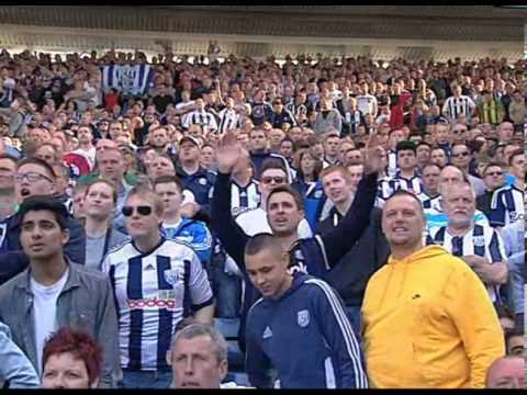West Bromwich Albion 5 Manchester United 5: Fan Cam
