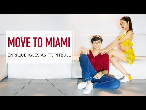 MOVE TO MIAMI | Enrique Iglesias ft. Pitbull | LiveToDance with Sonali
