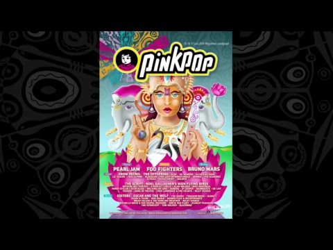 Pinkpop Perspresentatie Live @ Paradiso Amsterdam