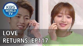 Love Returns 미워도 사랑해 Ep 117 Sub Eng Chn Ind 2018 05 07