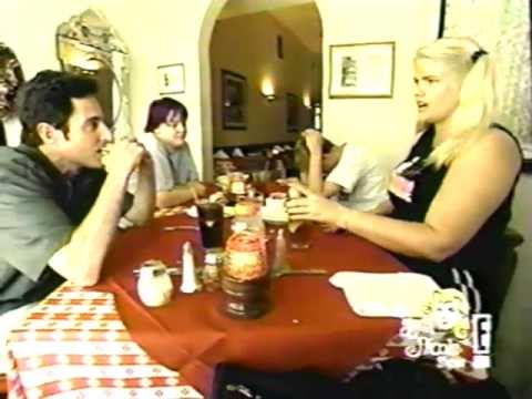 Anna Nicole Show - Eating Contest