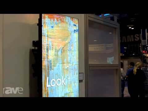 InfoComm 2013: Almo Breaks Down its Digital Canvas Collection