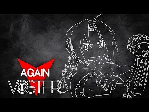 【fr sub + romaji】Fullmetal Alchemist Brotherhood OP 1 Full | Again