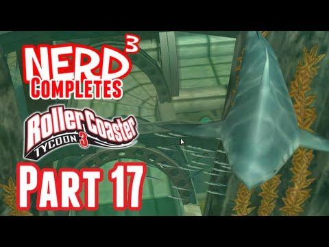 Nerd³ Completes... RollerCoaster Tycoon 3 - Part 17