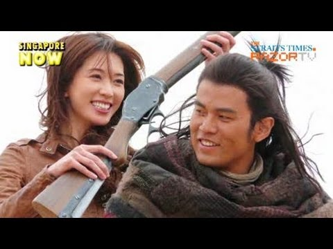 Will Jay Chou Be Too Short Beside Lin Chi Ling? (treasure Hunter) video