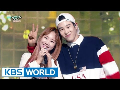 Music Bank Special Duet Stage [ENG / 2016.04.29]