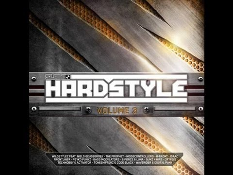 SLAM!HARDSTYLE Vol. 3 [Full Album] 2013