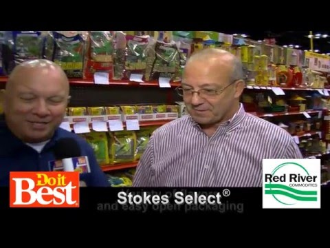 Stokes Select wild bird feeding products at Do it Best®