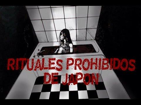 RITUALES/JUEGOS PROHIBIDOS JAPONESES