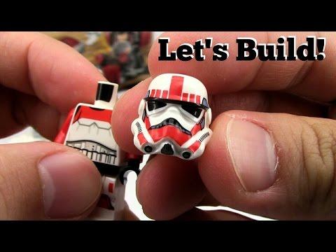 LEGO Galactic Empire Battle Pack 75134 - Let's Build!