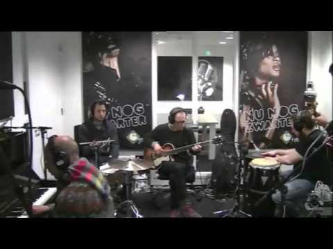 Jazzanova - I Human (Acoustic Set @Radio 6, Netherlands)
