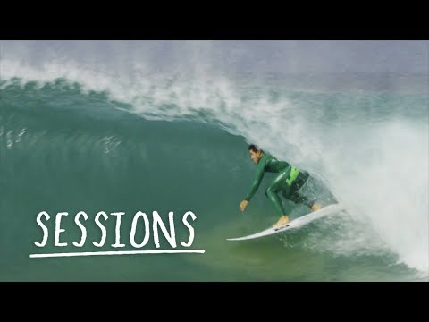 Surfing the Greatest Pointbreak on the Planet | Filmers @ Large: Jeffreys Bay