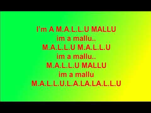 I'm a Mallu Lyrics Video|Rinosh George thumbnail