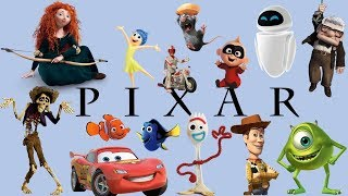 The Evolution of Pixar | 1995-2020