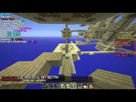 Minecraft PvP - Project Ares Ep9, Golden Drought II Double Double Cap