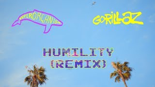 Gorillaz - Humility (Superorganism Remix)