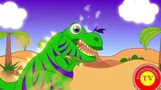 Dinosaur Songs | Kids Songs Compilation - #Cocomelon (ABCkidTV) #EntertainmentTV