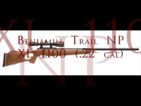 Benjamin Trail NP XL 1100 Ballistics Gel Test Introduction