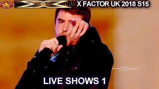 """Anthony Russell """"Issues"""" LOUIS IS SO PROUD OF HIM The Boys 