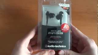 Unboxing Audio Technica ATH-CKS77 - By TotallydubbedHD