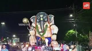 Ganesh Nimajjanam 2018 | Ganesh Chaturthi 2018 | Ganesh Shobha Yatra Videos