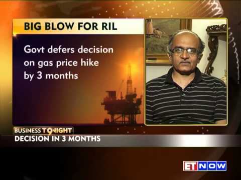Decision On Gas Price Hike Deferred Till September, Oil & Gas Stocks Slump In Trade
