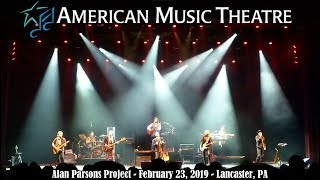 Alan Parsons Project - Lancaster, PA - February 23, 2019