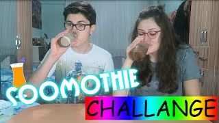 ABLAMLA SMOOTHİE CHALLANGE!