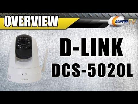 D-Link Cloud Wireless IP Camera Overview - Newegg TV