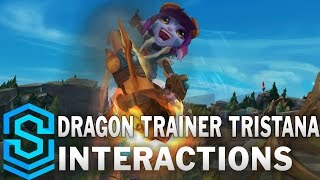 Dragon Trainer Tristana Special Interactions
