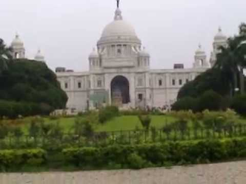 Kolkata Most Famous Place Victoria video