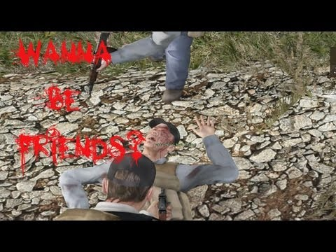DAYz: Make Friends Dont Run!
