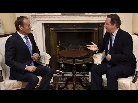 UK-EU talks: Donald Tusk to lay out new reform proposals