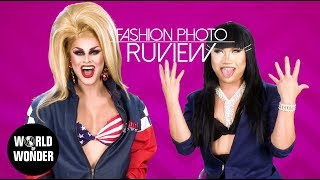 FASHION PHOTO RUVIEW: Season 11 Queens with Scarlet and Soju!