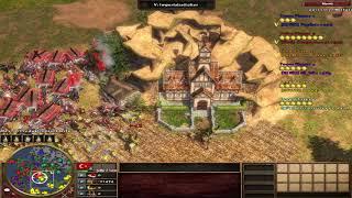Age of Empires 3 // Szenario Risk // Fraktion Osmanen // Deutsch