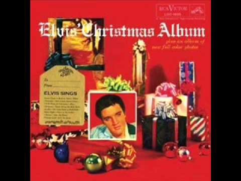 Elvis Presley - Blue Christmas [1957]
