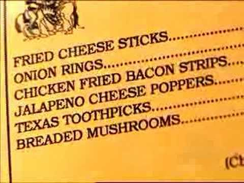 Chicken Fried Bacon (Texas Country Reporter)