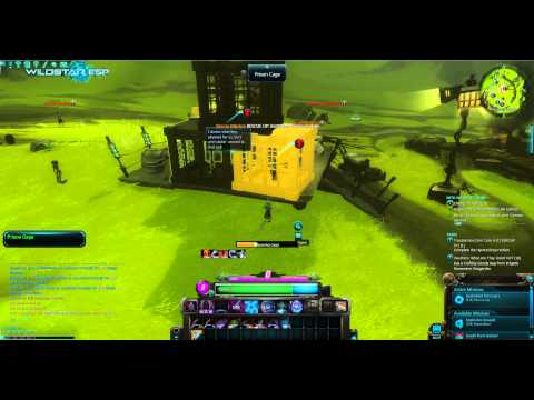 WildStar beta: Rescue OP: Battlefield Prisioners soldier path quest