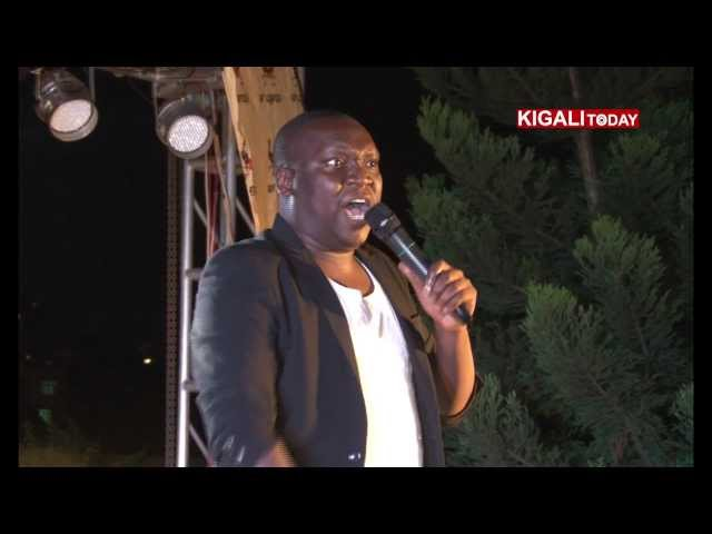 KINGS OF COMEDY PERFORM IN KIGALI (PART I)
