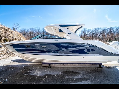 Sporty 2018 Sea Ray 310 SLX Outboard For Sale At Lake Of The Ozarks, Missouri