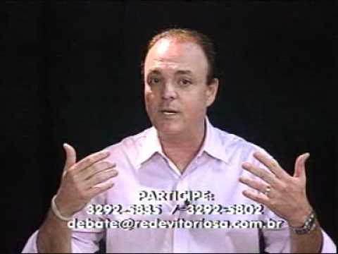 Vitoriosa Debate - Transporte Público - Bloco 1 - Parte 2 - 21/03/2011