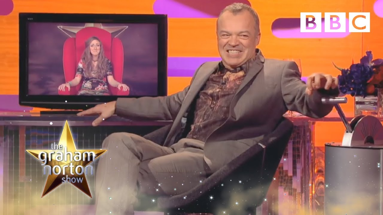 Aileen From Derry In the Red Chair - The Graham Norton ...