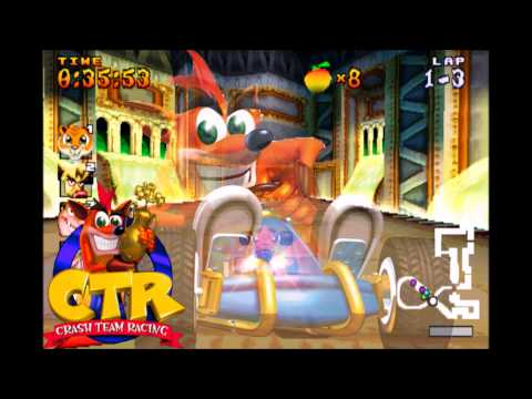 Crash Team Racing OST 'Blizzard Bluff'