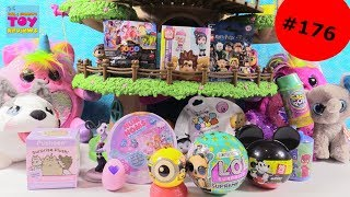 Blind Bag Treehouse #176 Unboxing Disney Wreck It Ralph Pusheen | PSToyReviews