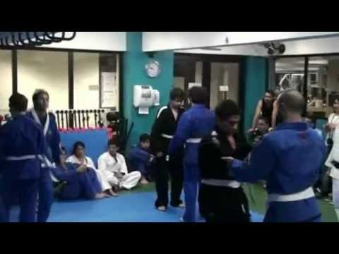 Exame de Faixa MORGANTI JU-JITSU (2) | Planet Sport Academia