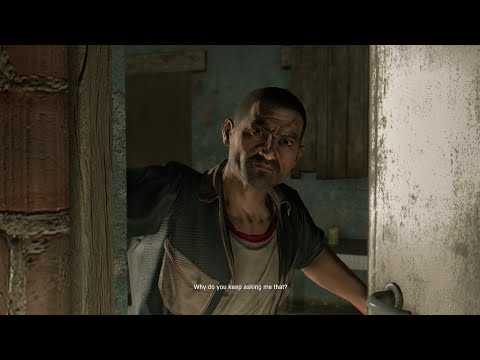Dying Light - Mother's Day - Side Mission (How To Get On Roof)